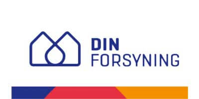 Din forsyning logo