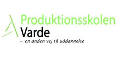 Varde produktionsskole logo