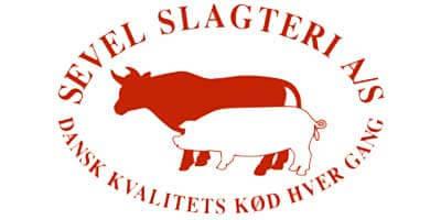 sevel slagteri logo