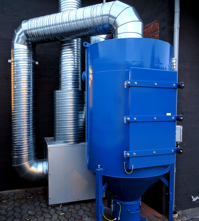 proces-ventilation