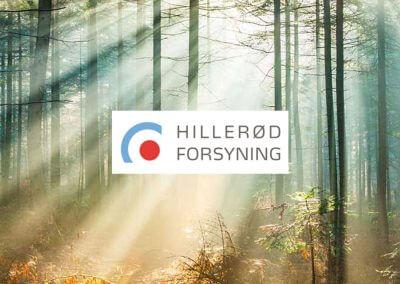 Fatlock upopsugning till Hillerød atervinningsstation
