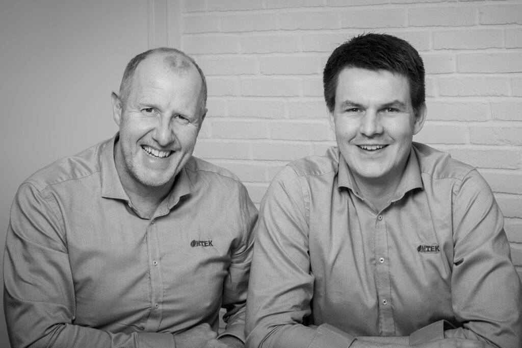 Søren og Anders fra NTEK